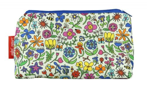 Selina-Jayne Summer Meadow Limited Edition Designer Cosmetic Bag